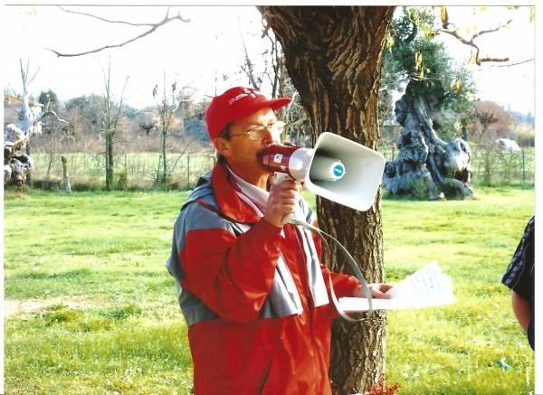 Camucia speaker Stefano Del Mastro