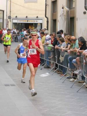 Gianni Bruschi maratoneta
