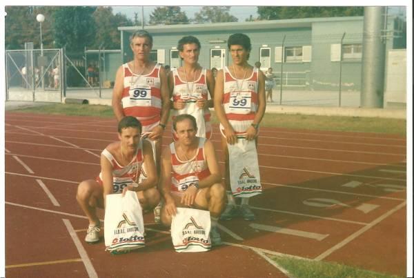 Campionati Italiani Staffette 1987 Master